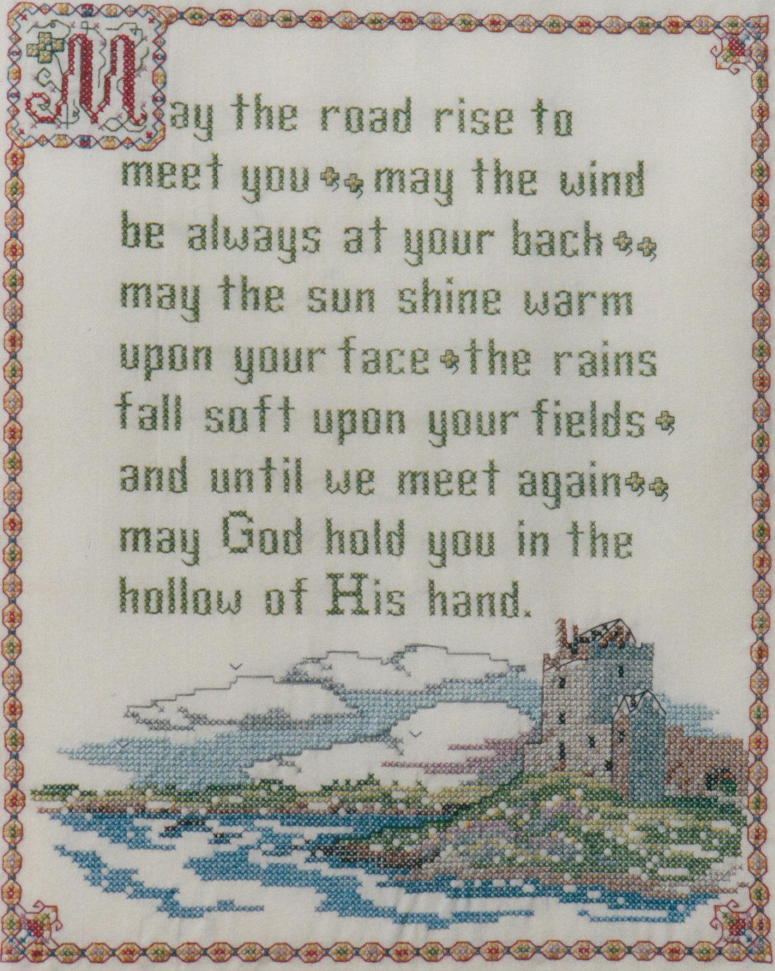 Irish Blessing | Melitastitches4fun\'s Blog