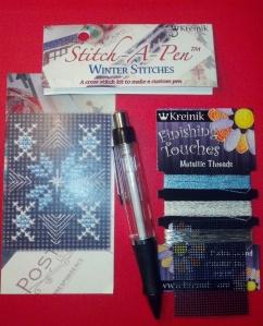 Pen kit
