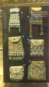Beaded purses
