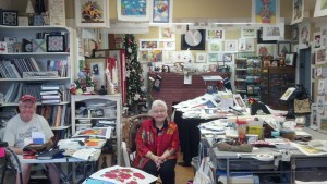 Pat's store, Designers Desk