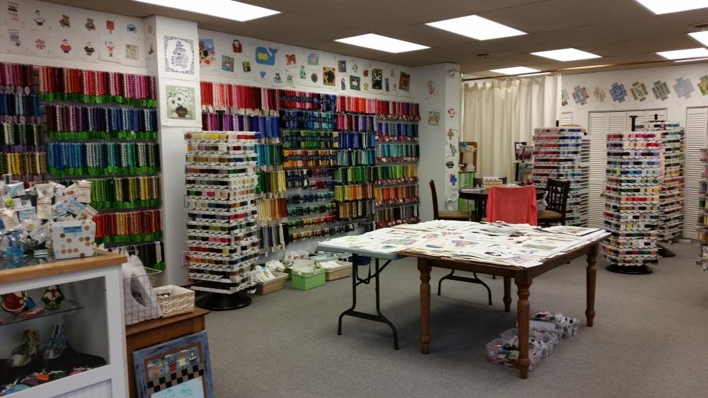 The Stitching Studio in Richmond,  VA (1/2)
