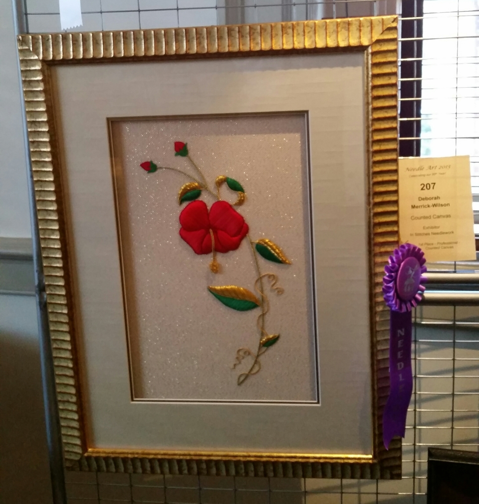 Road Trip for Needle Art 2015 at Montpelier Mansion (2/2)