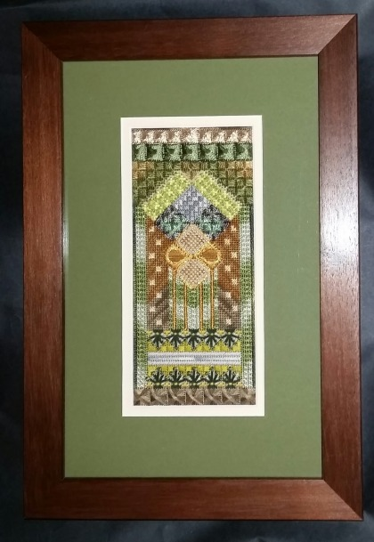 Color Inspirations, framed