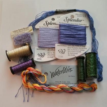 Keystone Mystery, Threads