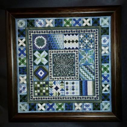 Patchwork Quilt, framed.jpg