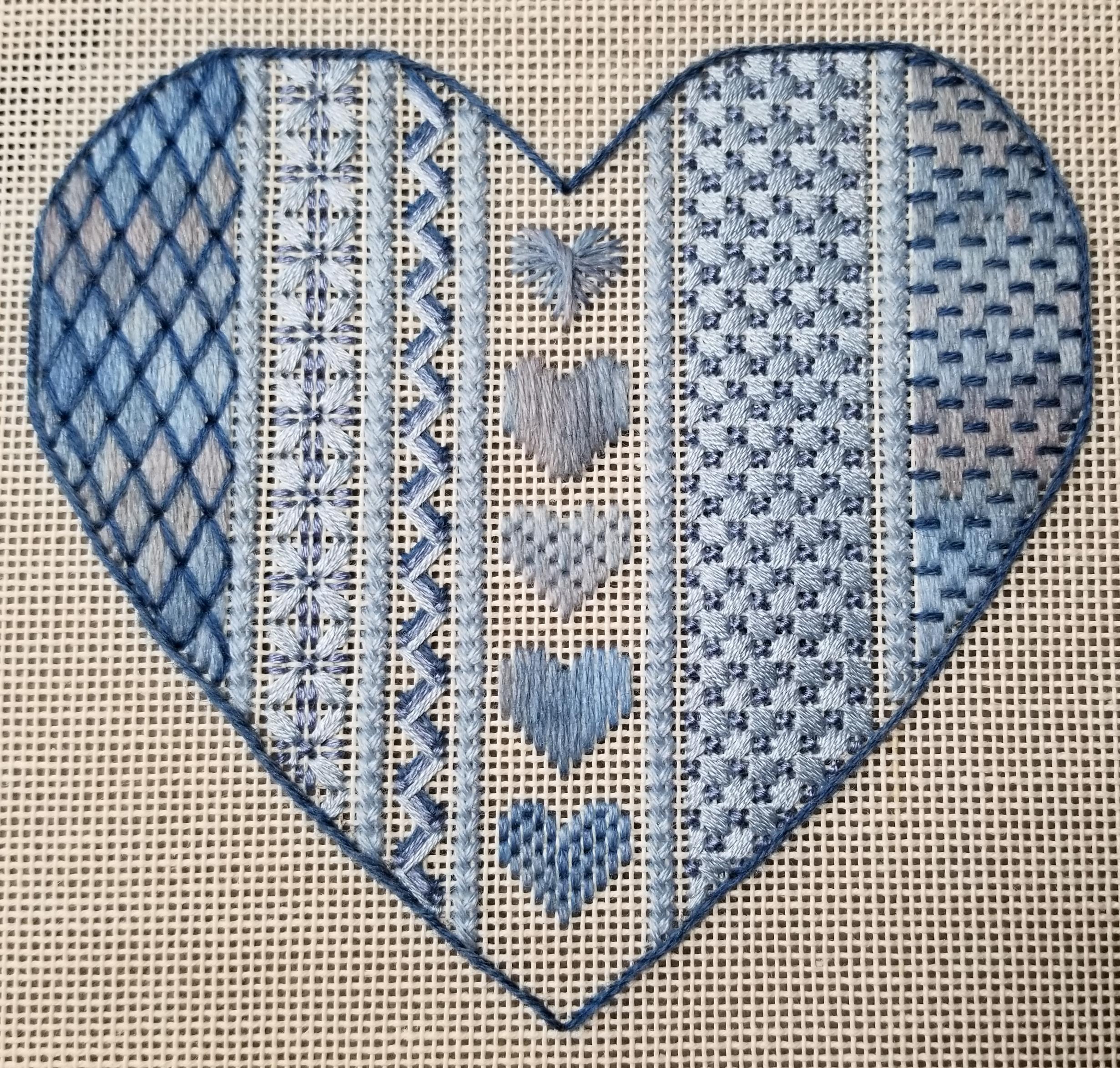 Blue Heart NN BR-Melita